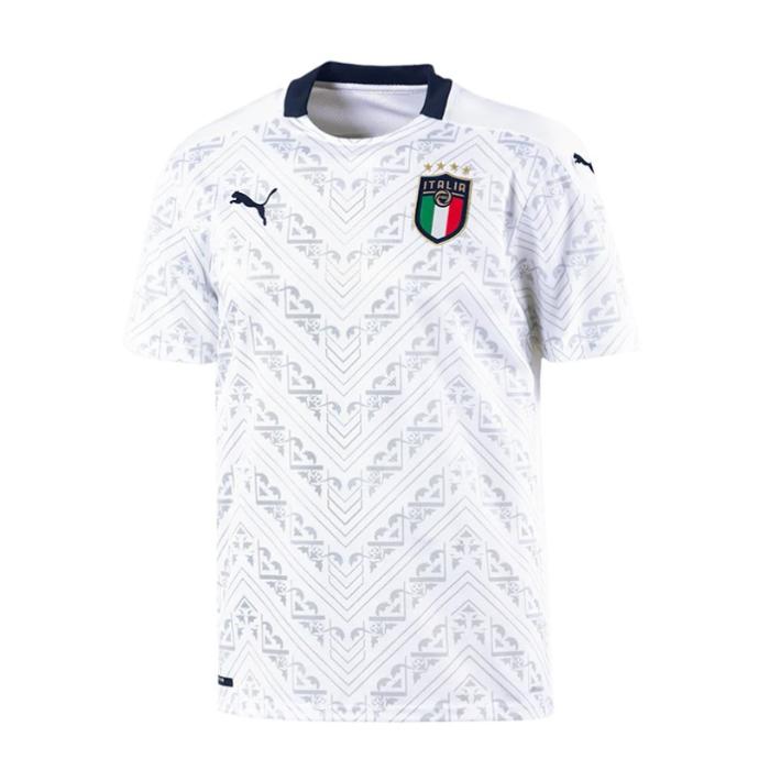 Puma Italien Away Shirt JR 19/20