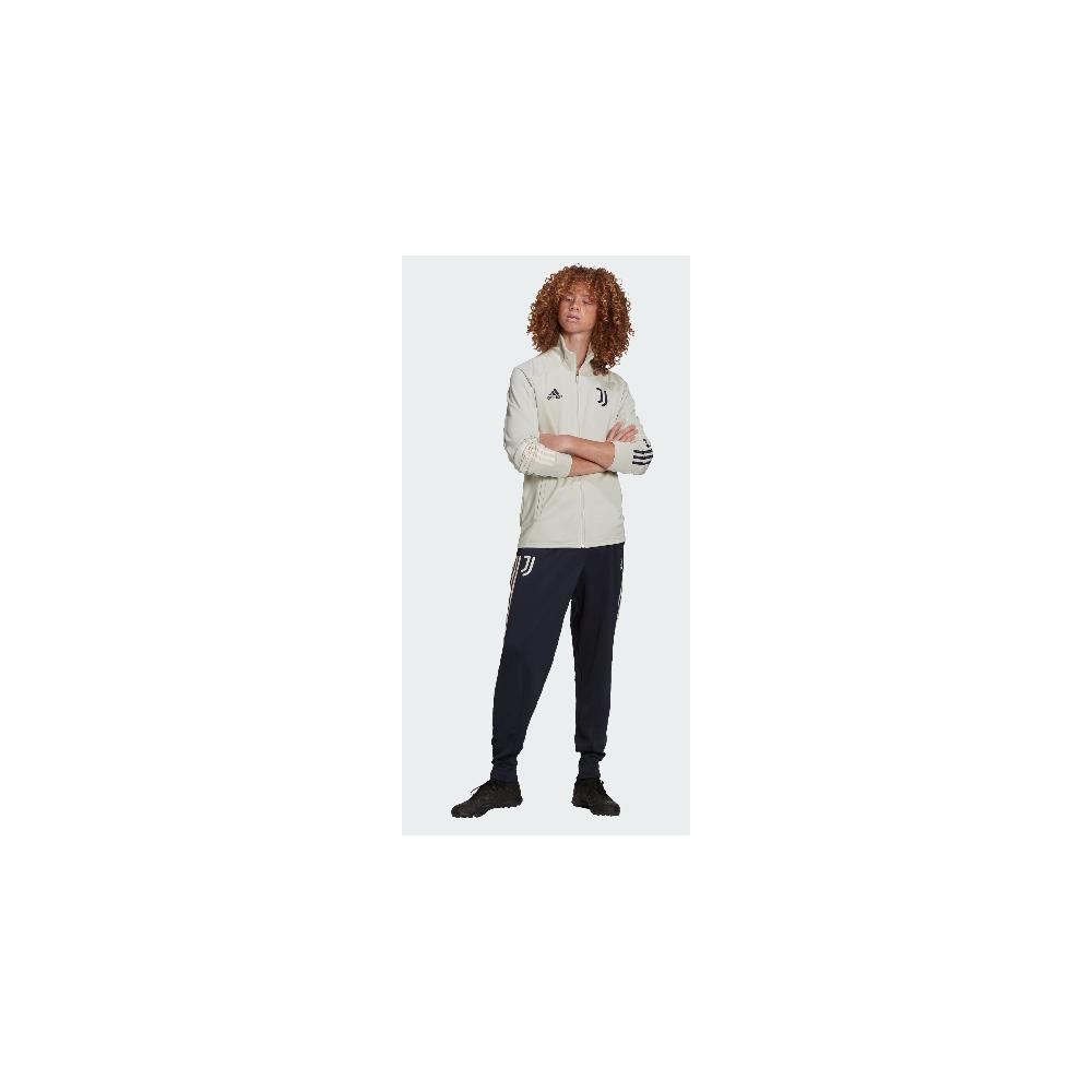 """Adidas Juventus Turin TK Suit """"Weiss"""" 20/21"""